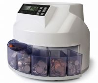 Safescan 1250 EUR Automatic Coin Counter and Sorter